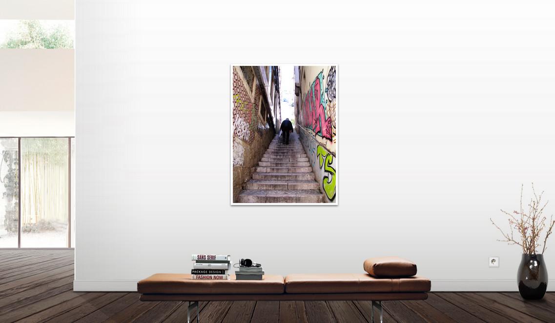 DIE PASSAGE 100x133© Produktfoto Sabine Hauswirth
